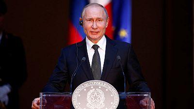 بوتين: اكتمال تشييد القطاع الفنلندي من خط أنابيب الغاز نورد ستريم 2