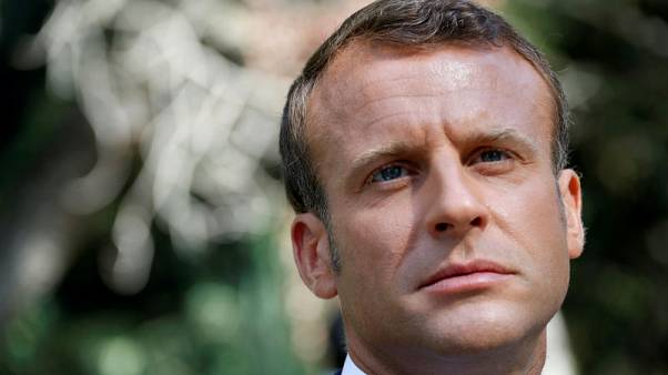 Macron: Russia's return to G8 format must depend on solving Ukraine crisis