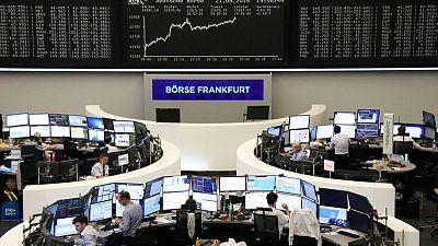 إيطاليا تقود انتعاشا للأسهم الأوروبية مع تركيز الأسواق على محادثات فيات-رينو