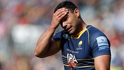Rugby: England's Te'o to join Toulon as World Cup cover