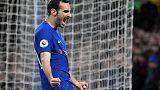 Chelsea's Zappacosta joins Roma on loan