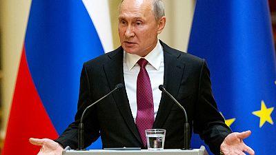 بوتين: بإمكان أمريكا نشر صاروخ كروز جديد في أوروبا