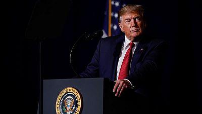 U.S. judge allows Trump to appeal key 'emoluments' rulings