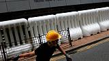 Frontline view: Making the case for violence in Hong Kong protests