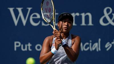 Reigning champ Osaka heads to New York striving for form, fitness and fun