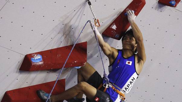 Climbers hoping to boost Japan's medal count at 2020 Games