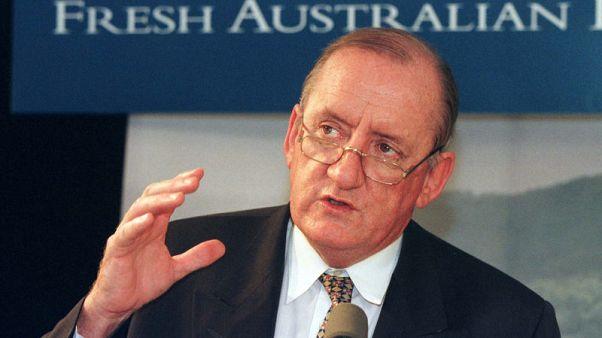 Former Australian deputy prime minister Tim Fischer dies at 73