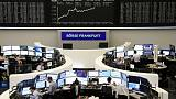 European shares dip as Fed cools further easing hopes