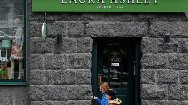 Laura Ashley posts 10 million pound loss as furniture sales sag