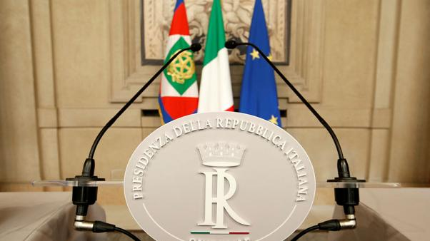 Italy's president wants quick deal on forging new government