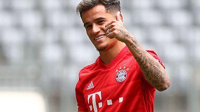 Bayern hope Coutinho arrival will spark season