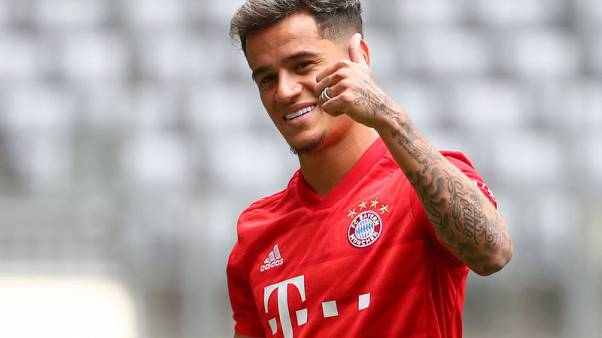 Bayern hope Coutinho arrival will spark season