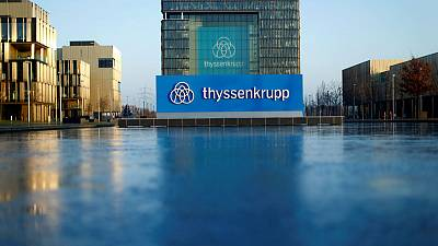 Thyssenkrupp files complaint over Brussels' veto against Tata JV