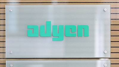 Dutch fintech firm Adyen first-half core earnings soar