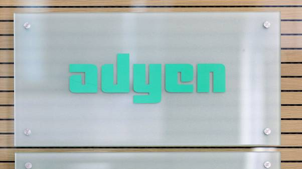 Dutch fintech firm Adyen first-half core earnings soar