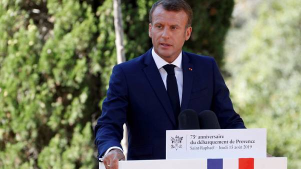 Explainer: Macron's quest for an international tax on digital services