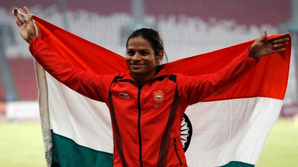 India's Chand confident of making Olympic cut