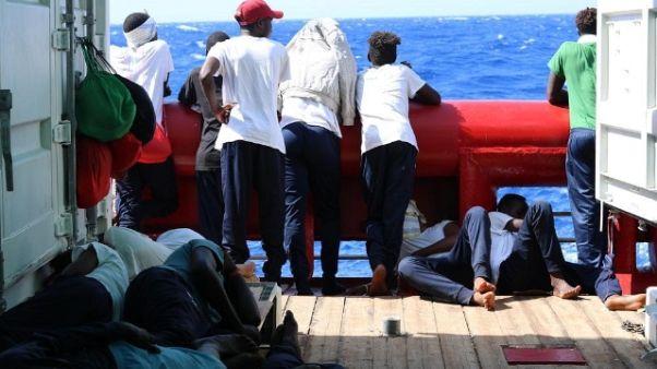 Migranti: appello Garante a colleghi Ue
