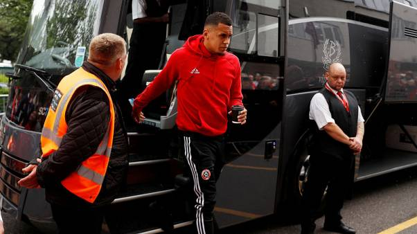 Morrison ready for Sheffield United debut against Leicester - Wilder