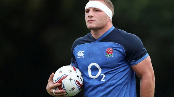 Curry and Underhill start for England