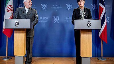 وزيرة خارجية النرويج تدرس الرد على مقترح أمريكا لقوة بحرية في الخليج
