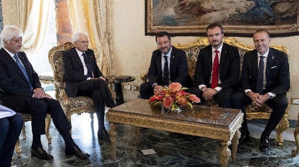 Salvini, dico no ad accordo contro Lega
