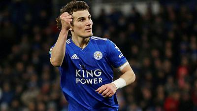 Leicester's Rodgers hails Soyuncu as ideal replacement for Maguire