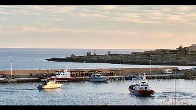 Migranti: ancora mini sbarchi in Sicilia