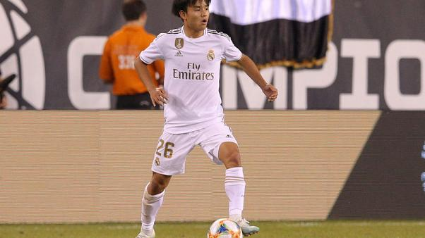 Japan's Kubo joins Mallorca on loan from Real Madrid