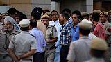 India's court sends ex-finance minister Chidambaram into police custody