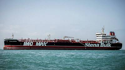 Stena Bulk tanker seized by Iran could be released soon - Sweden's SVT broadcaster