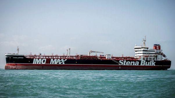 Stena Bulk tanker seized by Iran could be released soon - Sweden's SVT broadcaster