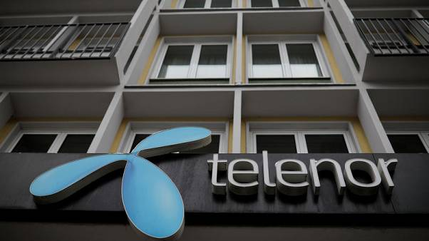 Norway's Telenor hit by tax reassessment expense of 2.5 billion Norwegian crowns