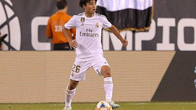 ريال مدريد يعلن إعارة الياباني كوبو إلى مايوركا