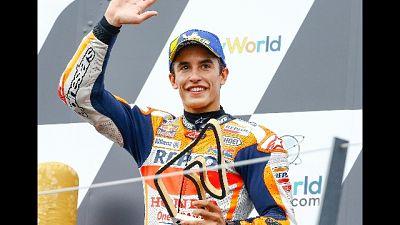 Moto: Marquez, voglio podio e punti