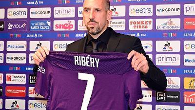 Ribery, sarò il biglietto vincente viola
