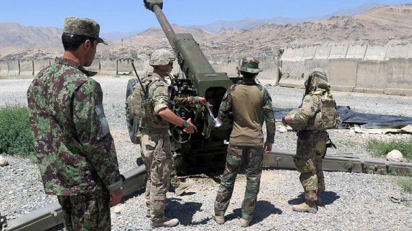 Ninth round of U.S., Taliban peace talks start in Qatar