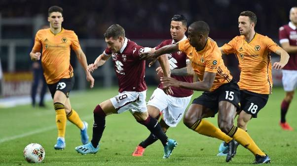 Europa League: Torino-Wolverhampton 2-3