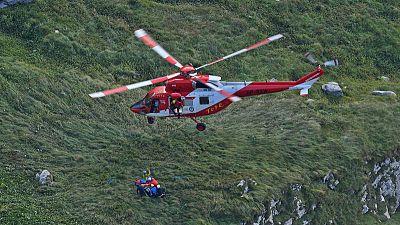 خدمة إنقاذ بولندية تعثر على جثة مستكشف محاصر داخل كهف غمرته المياه