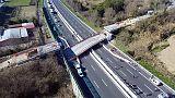 Crollo ponte A14: Procura, 22 a processo