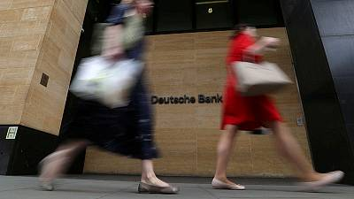 U.S. SEC fines Deutsche Bank $16 million to settle foreign corruption charges