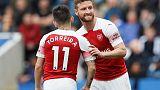 Mustafi and Elneny should move on, says Arsenal's Emery