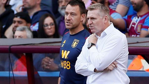 Villa's Smith not worried about record signing Wesley's slow start