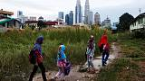 Malaysia's poverty levels far higher than reported, U.N. expert says