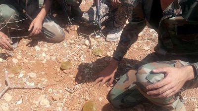 الجيش السوري يسيطر على بلدات بالشمال الغربي خضعت لسيطرة المعارضة لسنوات