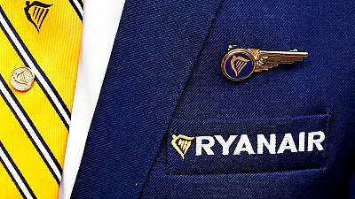 Ryanair says expects no disruption to UK flights on Friday
