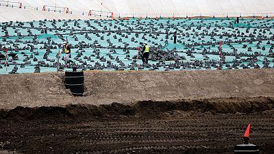 Japan's Tepco to submit decommissioning plan regarding five reactors - media