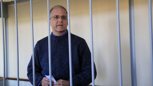 Ex-US Marine held by Russia in spy case says prison authorities hurt him - Ifax