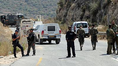 One Israeli killed and two injured in bomb attack near settlement - ambulance