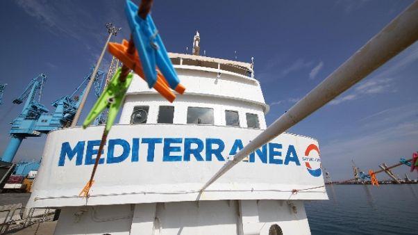 Mediterranea torna nel Mediterraneo
